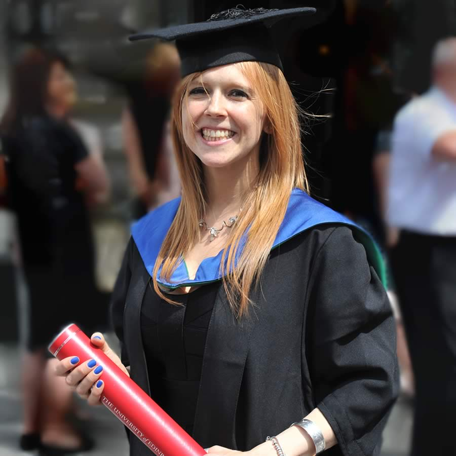 Image of Anna - Graduation